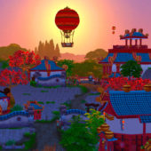 PANDARIA HONEYDEW VILLAGE